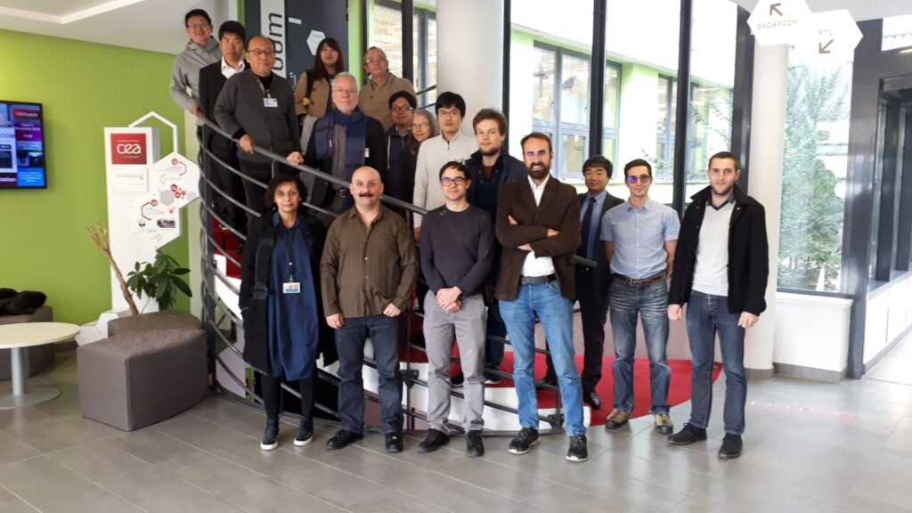 The VARIoT project was presented at the French-Japanese Intermediate Workshop on Cybersecurity